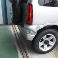 ジムニー板金塗装修理