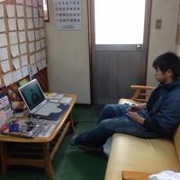 板金塗装屋の社内勉強会